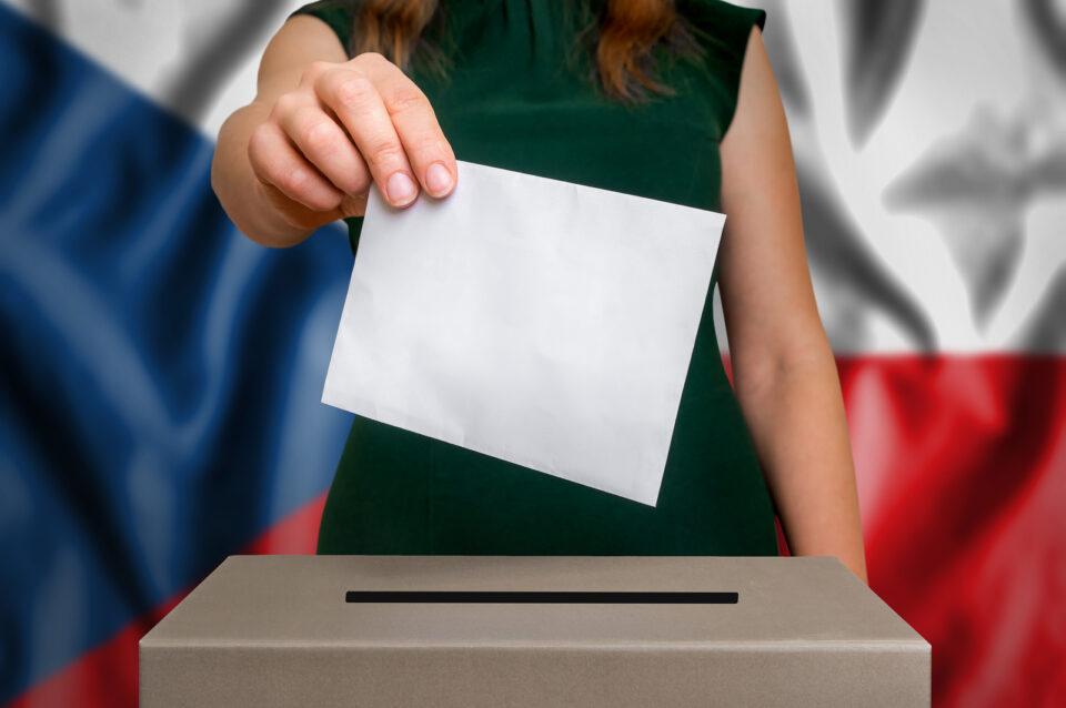 Парламентарни избори во Чешка