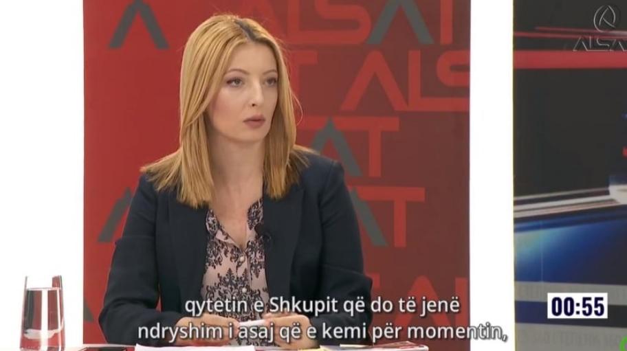 Арсовска: На граѓаните на Скопје им е преку глава од политичари кои што само даваат празни ветувања кои што не ги исполнуваат