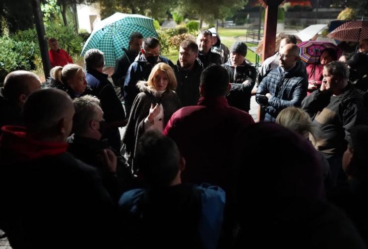 Арсовска од Аеродром: Заедно ќе ги менуваме работите да создадеме едно поубаво Скопје