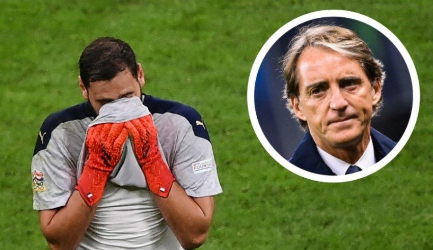 Манчини до навивачите: Свирежите за Донарума чувајте ги за кога ќе играат Милан – ПСЖ