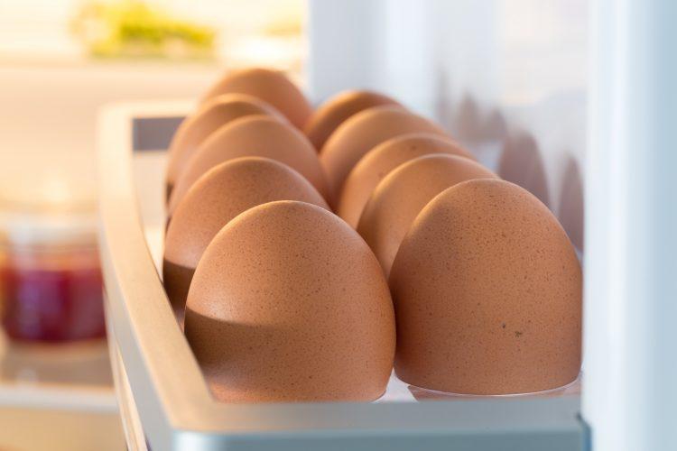 Колку долго може јајца да се чуваат во фрижидер без да се расипат?