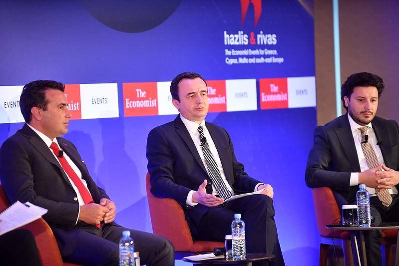 Курти: Српските и албанските криминалци соработуваат совршено на територија на Косово