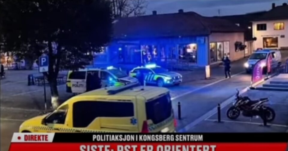 Ужас во Норвешка: Неколку луѓе се убиени во напад со лак и стрела (ВИДЕО)
