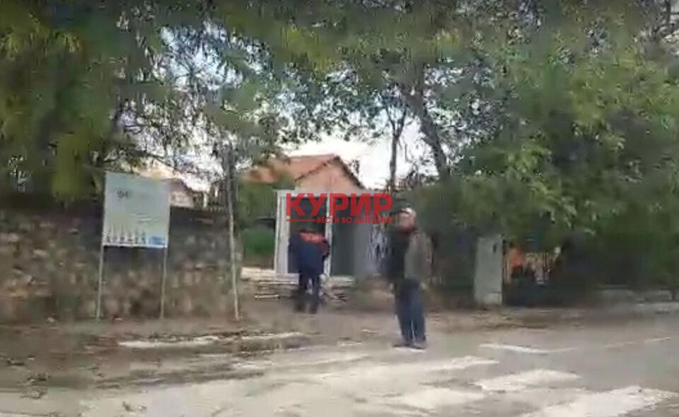 Трагедијата во Тетово не го запали алармот: Лисиче ќе добие амбуланта направена од исти материјали?! (ГАЛЕРИЈА)