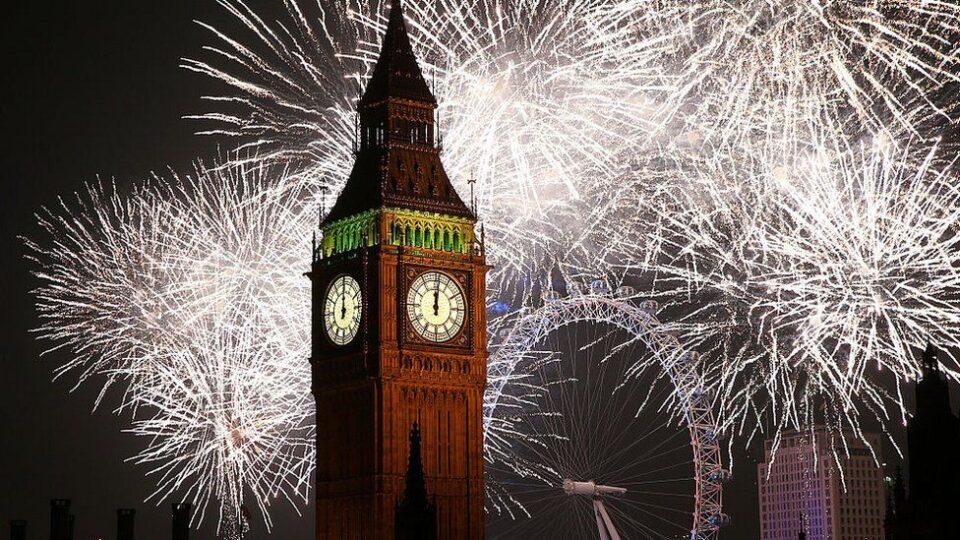 Лондонскиот новогодишен огномет откажан вторпат по ред