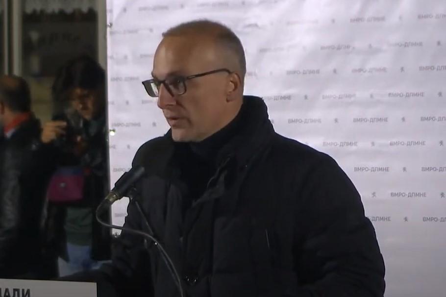 Милошоски од Крушево: Ова се избори за делегитимирање на власта која донесе поголем криминал и сиромаштија и која се срами да ги прослави големите државни празници како 11 Октомври