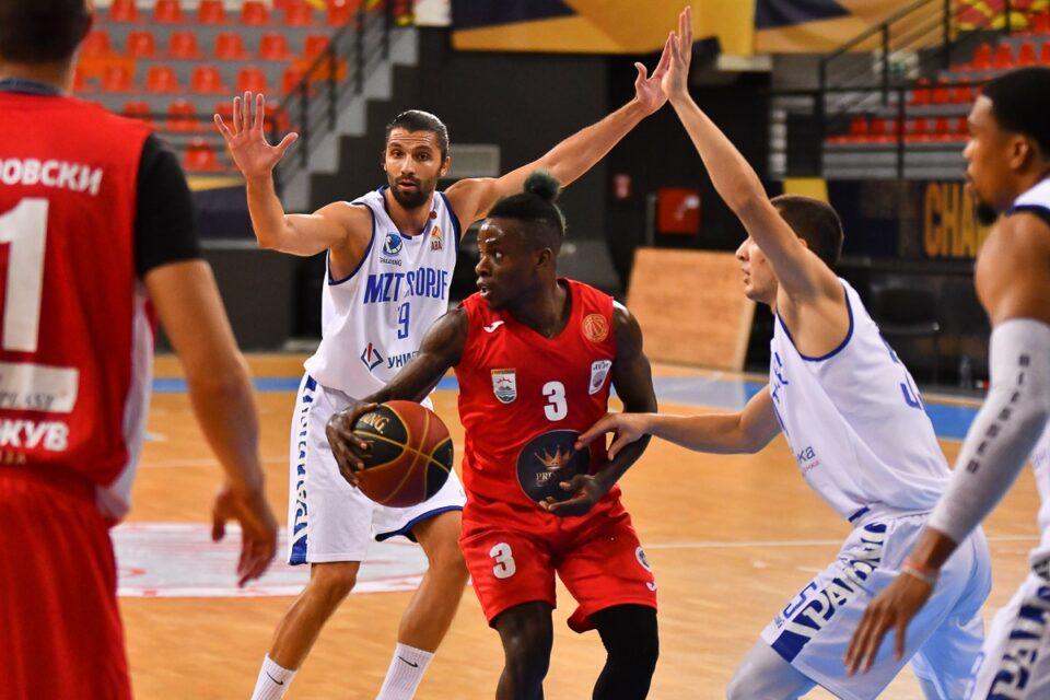 МЗТ Скопје лесно се справи со Кожув за прва победа оваа сезона