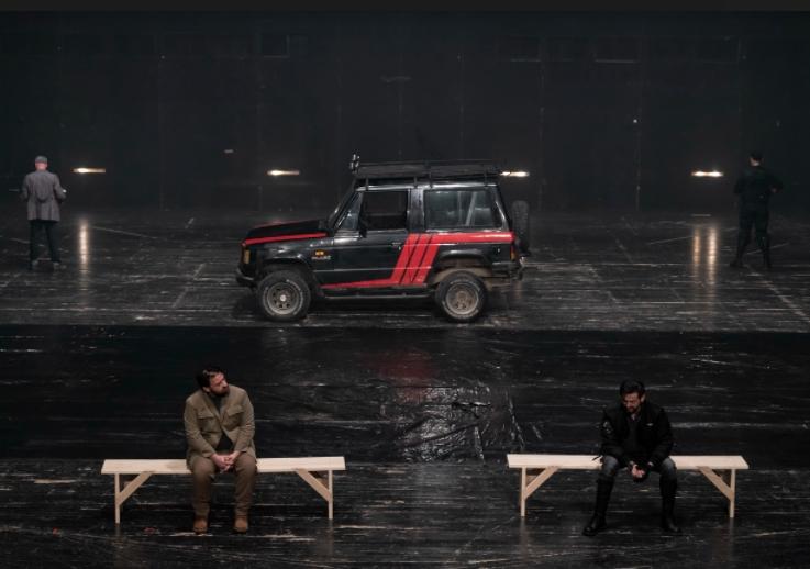 """Гостување од Србија со """"Поделби"""" на сцената во МНТ"""