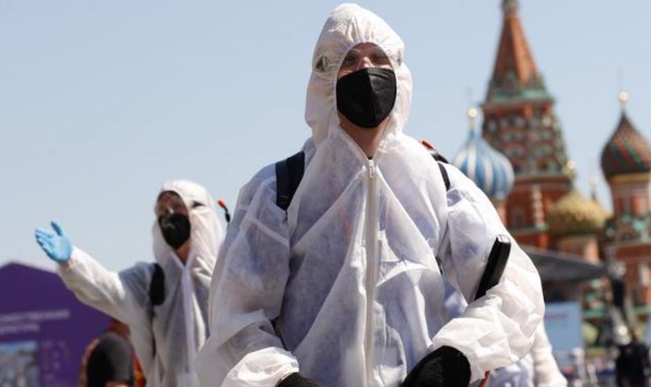 ЦРН ДЕН ВО РУСИЈА: Над 30.000 заразени со коронавирус, огромен број на починати
