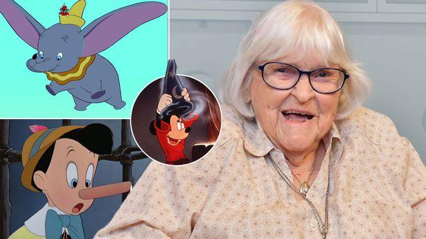 """ФОТО: На 111 години почина Рути Томпсон, легендарна цртачка на """"Дизни"""""""