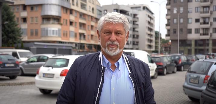 Јакимовски најави четири катни гаражи во Карпош 1 и 2 со кои ќе се реши проблемот со паркирање