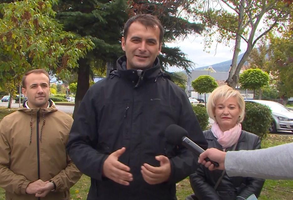 Стојкоски ги повика жителите на Ѓорче Петров да гласаат за над 200-те проекти кои се опфатени во неговата програма