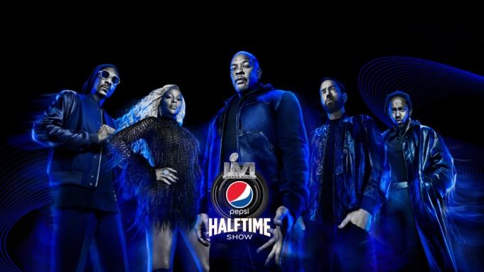 """СПЕКТАКЛ ВО НАЈАВА: Доктор Дре, Снуп Дог, Еминем, Мери Џеј Блајџ и Кендрик Ламар заедно на сцена, ќе настапат на полувремето на 56. """"Супербол"""""""