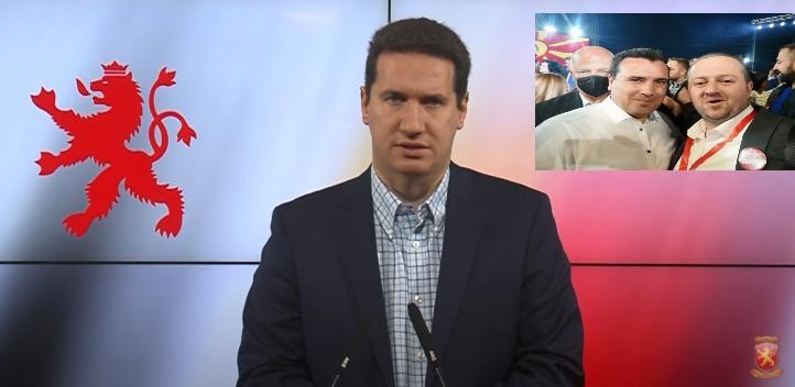 Ѓорчев: СДСМ соочени со пораз фатени како делат црни вреќи во Битола, да реагира и меѓународниот фактор